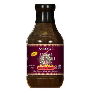 Bold & Spicy Sesame Teriyaki Sauce