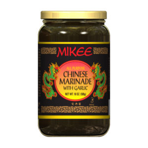All Purpose Chinese Marinade with Garlic