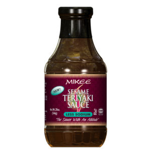 Less Sodium Sesame Teriyaki Sauce