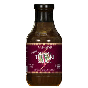 Sesame Teriyaki Sauce