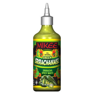 Green Srirachanaise