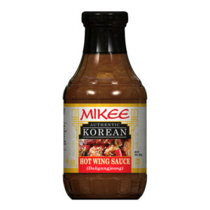 Korean Hot Wing Sauce