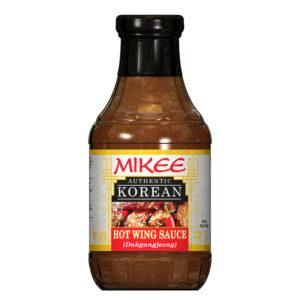 Korean Hot Wing Sauce