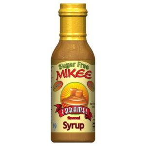 Sugar Free Caramel Syrup