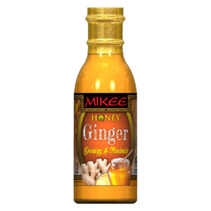 Honey Ginger Dressing