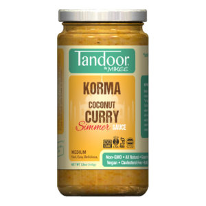 Korma Coconut Curry Sauce