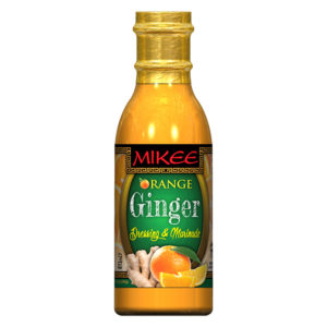 Orange Ginger Dressing