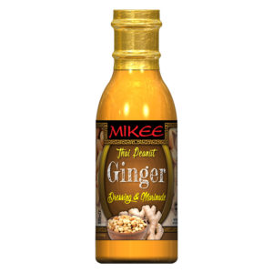 Thai Peanut Ginger Dressing