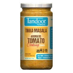 Tikka Masala Aromatic Tomato Sauce