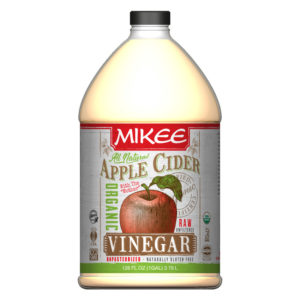 Organic Apple Cider Vinegar (1 Gallon)