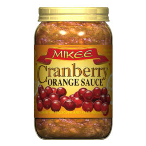 Passover Cranberry Orange Sauce