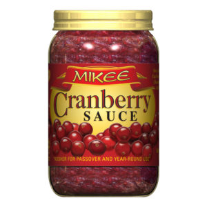 Passover Cranberry Sauce
