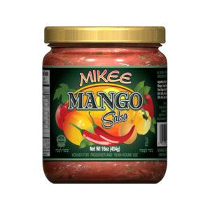 Passover Mango Salsa