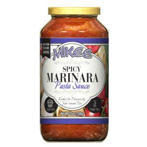 Passover Spicy Marinara Sauce