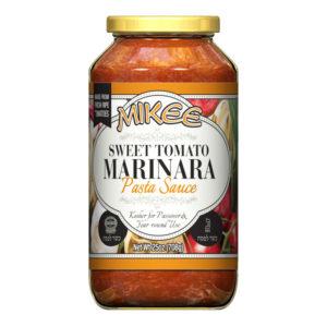 Passover Sweet Tomato Sauce