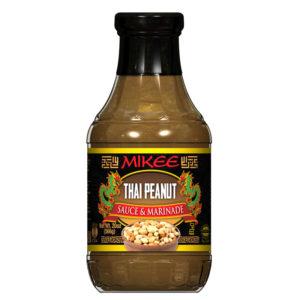 Thai Peanut Sauce & Marinade