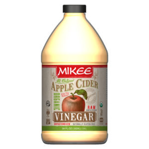 Apple Cider Vinegar (.5 Gallon)