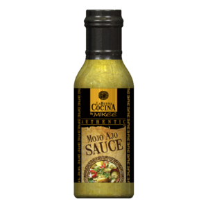 Mexican Mojo Ajo Sauce
