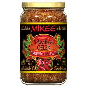 Sambal Oelek (Ground Chili Paste)