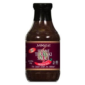 Sesame Teriyaki Sriracha