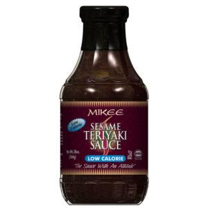 Low Calorie Sesame Teriyaki Sauce