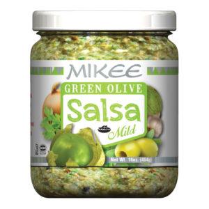 Green Olive Salsa